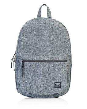 Herschel Supply Co. - Harrison (Light Grey Crosshatch/Acid Lime Zip) Backpack Bags