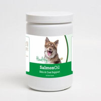 Healthy Breeds Finnish Lapphund Salmon Oil Soft Chews 120 Count