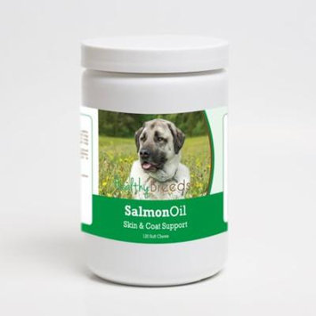 Healthy Breeds Anatolian Shepherd Dog Salmon Oil Soft Chews 120 Count