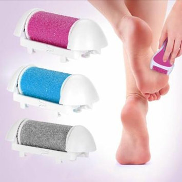 Yosoo Callous Remover Head Dead Skin Dry Cutin Callus Remove Foot Care Exfoliator Accessories, Pedicure Device Head, Foot Exfoliator Head