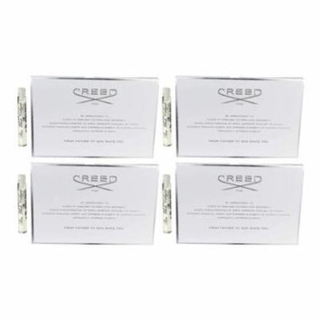 Creed Pure White Cologne Splash 2.5ml vail On A Card (Pack Of 4)