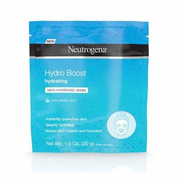 6 Pack Neutrogena Hydro Boost and Hydrating Hydrogel Mask, 1 Ounce each
