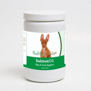 Healthy Breeds Cirnechi dell'Etna Salmon Oil Soft Chews 120 Count