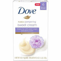 Dove Bar Soap Sweet Cream And Peony 24 oz (Pack of 12)