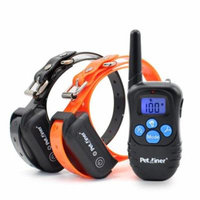 Dog Training Collar Electric Remote Shock Collar For 2 Dogs Rechargeable
