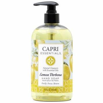 Capri Essentials Hand Soap - Lemon Verbena
