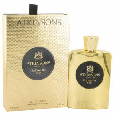 Atkinsons Men Eau De Parfum Spray 3.3 Oz