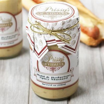 Prissy's Bold and Bodacious Spicy Mustard