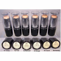 Express 3 In 1 Makeup Foundation Sticks Amuse Choice of 6 Colors (COSKL36R-Natural)