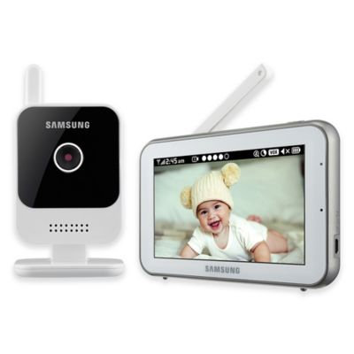 SEW-3042W RealVIEW Baby Video Monitoring System