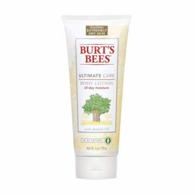 4 Pack Burts Bees Ultimate Care Body Lotion, 6 Ounce each