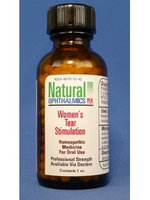 Women's Tear Stimulation Pellets 1 oz by Natural Ophthalmics, Inc