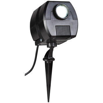 Lightshow Projections Holiday Projector, 6 in.
