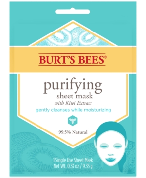 Burt's Bees Purifying Sheet Mask