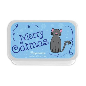 AmuseMints Sugar-Free Christmas Catmas Mints