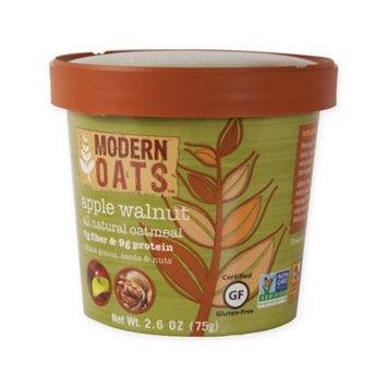 Modern Oats Apple Walnut Oatmeal Cups-12 Cups Each