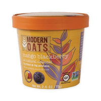 Modern Oats All Natural Oatmeal Cups - Mango Blackberry - 2.6 oz