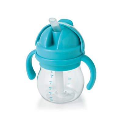 OXO Tot® Transitions 6oz. Straw Cup with Handles