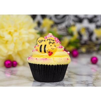 Honey Bee Mine Cupcake Bath Bomb & Sugar Scrub with