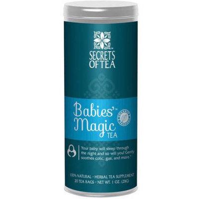Baby colic and baby gas Bibes migic tea baby magic tea
