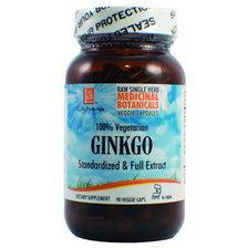 L A Naturals Ginkgo Raw Herb 90 VGC