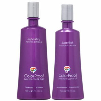 ColorProof SuperRich Shampoo 10.1oz + Condition 8.5oz