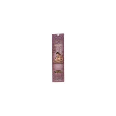Ragini Kachaili - Musk, Vanilla, and Bergamot - Pack of 10 Incense Sticks