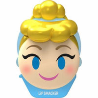 Lip Smackers Disney Emoji Lip Balm Cinderella (Pack of 6)