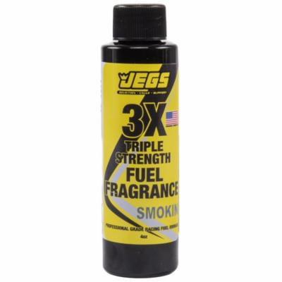 JEGS 63668 Fuel Fragrance Smokin Scented 4 oz. Bottle Safe for All Internal Comb