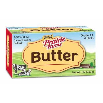 Prairie Farms, Salted Butter Quarters, 16 oz