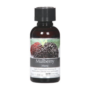 Elegant Expressions by Hosley Small Warming Oil, Mulberry