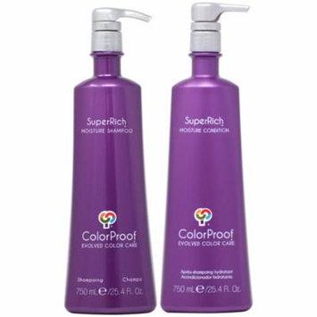 ColorProof SuperRich Shampoo + Condition 25.4oz