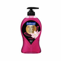 Softsoap Pure Zen Liquid Hand Soap, Rose and Lotus (Pack of 8)