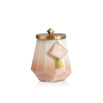 Illume Coconut Milk Mango Laurel Glass Candle-PINK-One Size