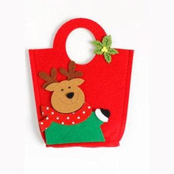 Mosunx Decoration Creative Home Party Christmas Bag Souvenir Candy Makeup Bag