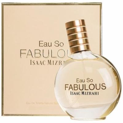 4 Pack - Eau So Fabulous By Isaac Mizrahi Eau de Toilette Spray for Women 1 oz