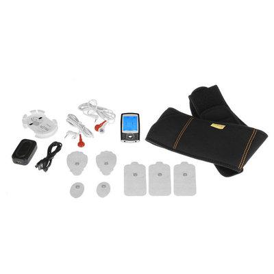 Creative Sourcing International PCH Plus Digital Pulse Massager Belt Combo Set Black