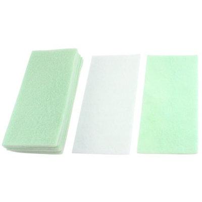 10 Pcs Fish Tank Biochemical Filter Green Sponge Pad