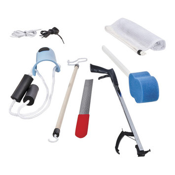 ADL Hip Kit, For users over 5 foot 7 inches with wide foot