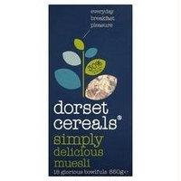 Dorset B04742 Dorset Simply Delicious Muesli -5x12oz