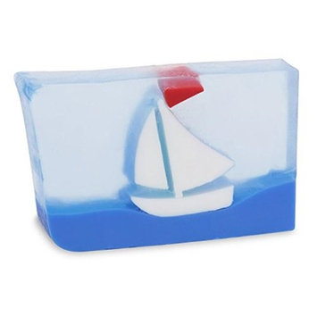 Primal Elements SWTOYB Toy Boat Wrapped Bar Soap 5.8 oz.