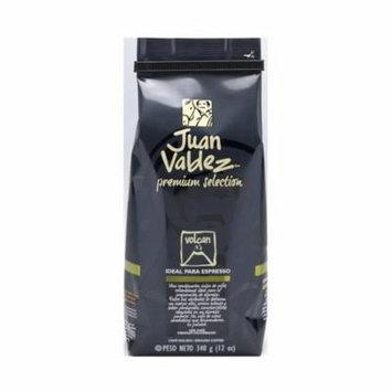 Juan Valdez Premium Selection Volcan Ground Coffee, 12 Oz