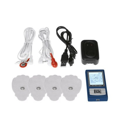 Creative Sourcing International PCH Digital Pulse Massager 3 with AB Unit Blue
