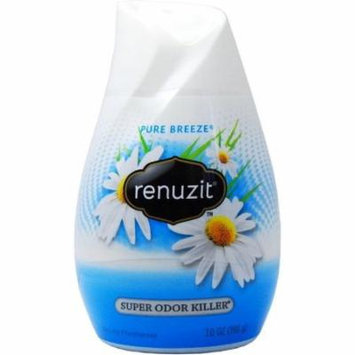 Renuzit Air Freshener, White Cone Pure Breeze (Pack of 20)