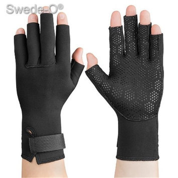 Swede-O 70905 Arthritic Pair of Gloves Black - Xtra Large