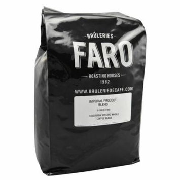 Faro Roasting House Faro Imperial Project Blend Whole Rich and Luscious Coffee Beans with Fresh, Frothy, Creamy and Rich Flavors