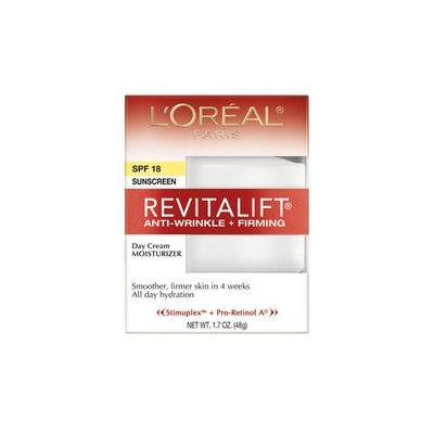 L'Oreal Paris Revitalift Anti-Wrinkle + Firming Day Cream Spf 25 (Pack of 12)