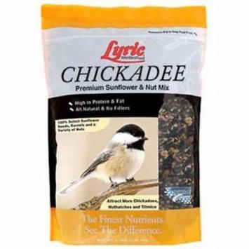 2PK Lyric 4 LB Chickadee Wild Bird Food