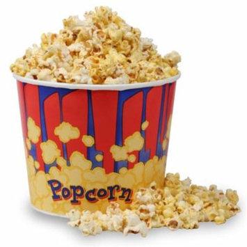 50 Movie Theater Popcorn Bucket 85 oz by Great Northern Popcorn