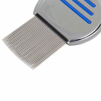 Mosunx Terminator Lice Comb Hair Rid Headlice stainless steel Metal Teeth